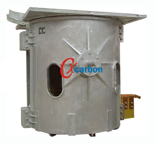 500KG Intermediate Frequency Melting Furnace