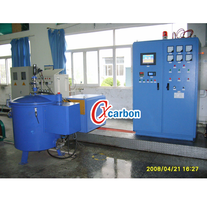 Carbon Fiber Carbon Tube Graphitization Furnace