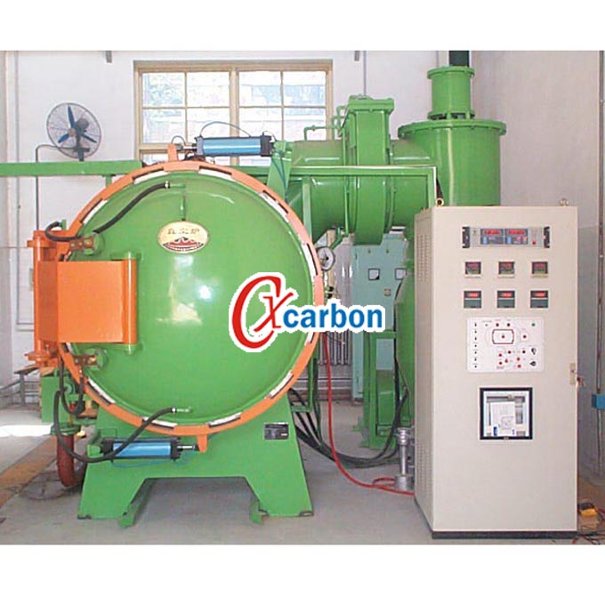 High Vacuum Atmosphere Furnace