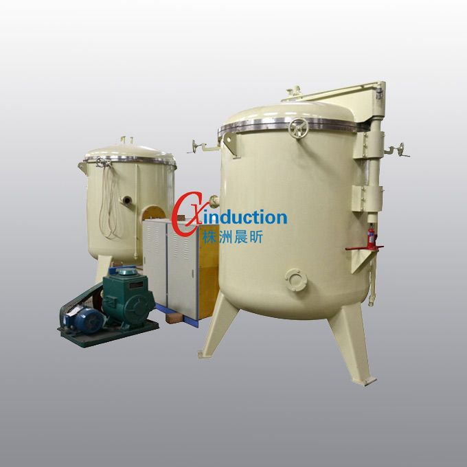 high-temperature-graphitization-furnace